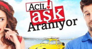 دانلود سریال عشق اورژانسی Acil Ask Araniyor دوبله فارسی