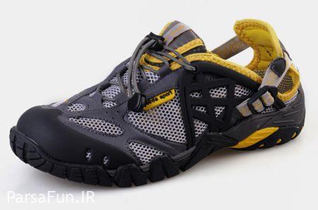 راهنمای خرید کفش پیاده روی و کفش مخصوص دویدن