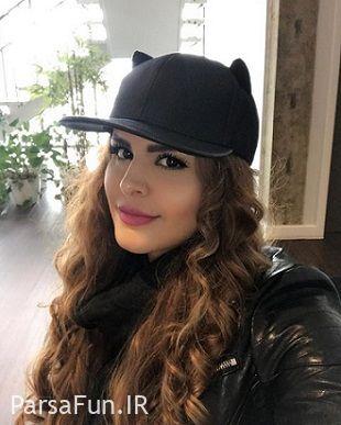 بیوگرافی و عکسهای سحر مقدس خواننده و همسرش سعید امامی