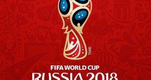 تاریخ و ساعت بازی های فوتبال تیم ملی در جام جهانی ۲۰۱۸ روسیه