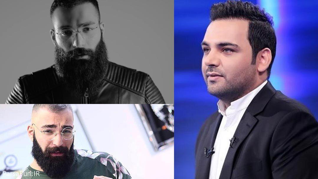 بیوگرافی و عکسهای حمیدرضا امیری-حمید صفت خواننده رپ