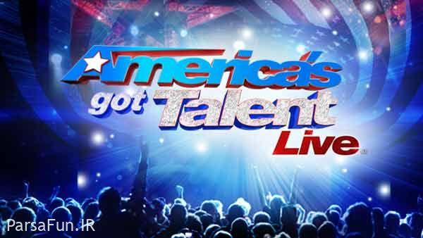 دانلود برنامه امریکن گات تلنت Americas Got Talent فارسی