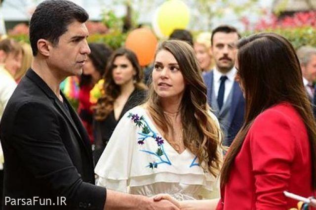 قسمت آخر سریال عروس استانبول-خلاصه داستان و عکس آخرین قسمت