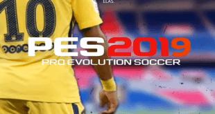 دانلود بازی پی اس Pes 2019 اندروید برای موبایل + دیتا و مود