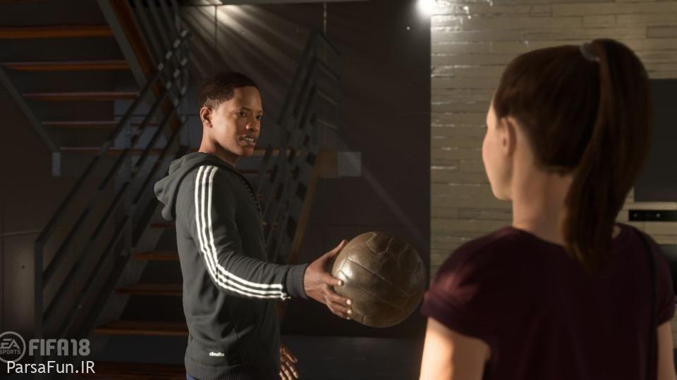 دانلود بازی فیفا 2019 برای کامپیوتر-FIFA 2019 لینک مستقیم