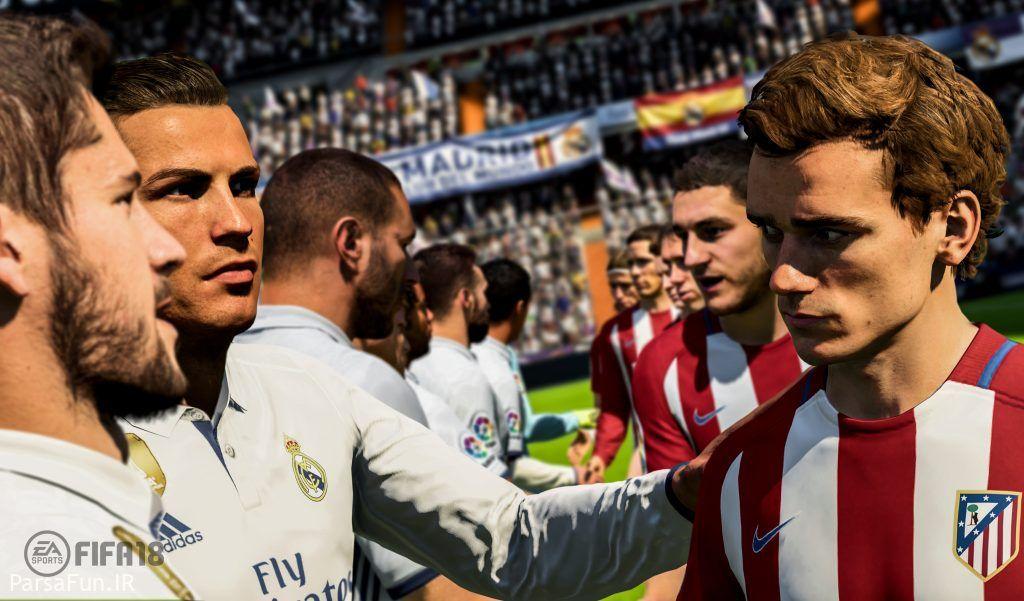 دانلود بازی FIFA 2019 اندروید-دیتا و نسخه مود فیفا 2019