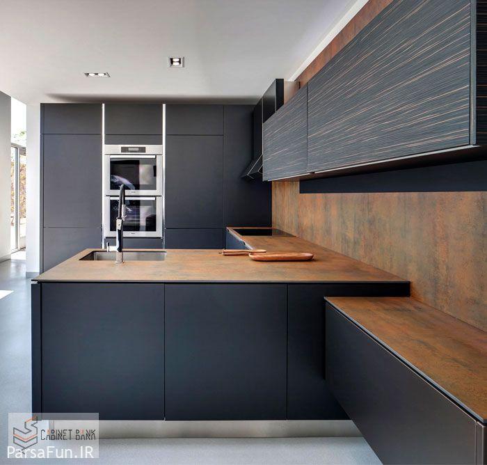 جدیدترین مدل کابینت آشپزخانه 2019 برای خانه های ایرانی