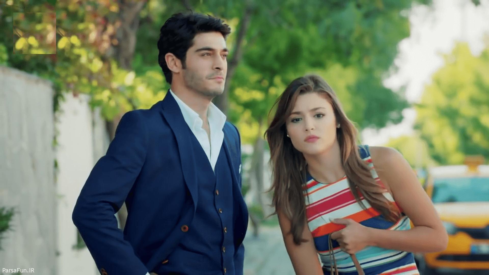 آخرین قسمت سریال عشق حرف حالیش نمیشه Ask Laftan Anlamaz