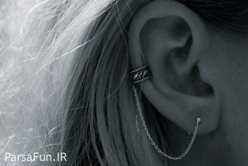 پیرسینگ گوش-آموزش سوراخ کردن گوش برای پیرسینگ گوش