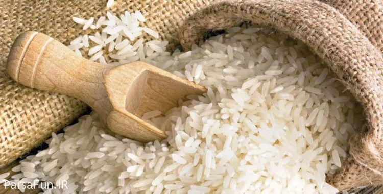 قیمت برنج ایرانی و خارجی سال 1397