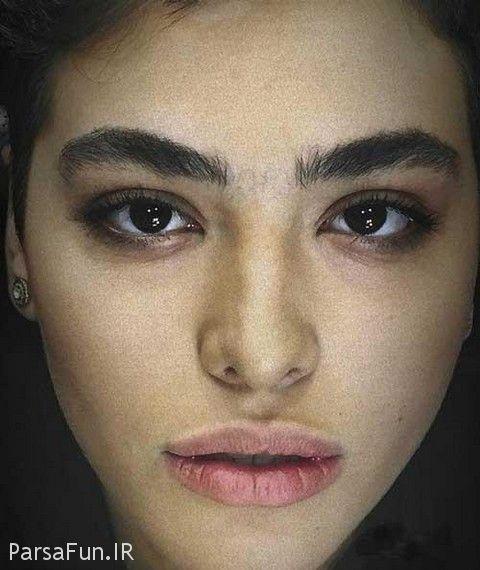 ریحانه پارسا Reyhaneh Parsa-بازیگر نقش لیلا در سریال پدر