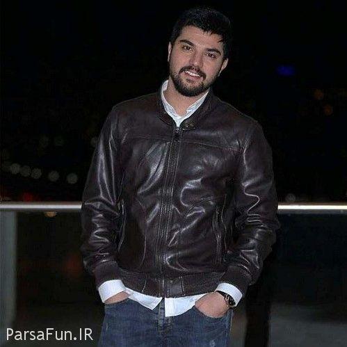 سینا مهراد Sina Mehrad-بیوگرافی و عکس های حامد در سریال پدر
