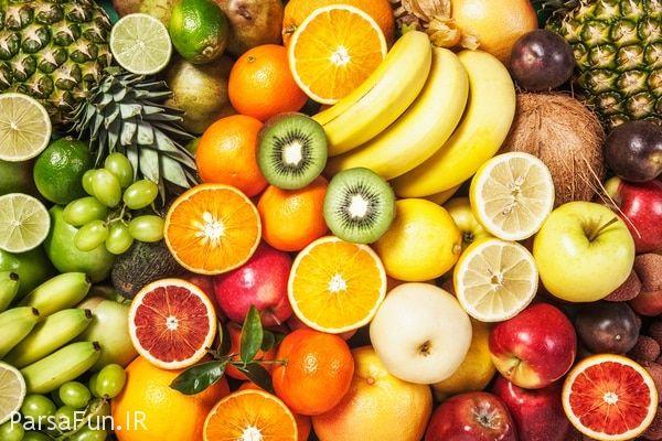 بهترین میوه های آبدار مخصوص فصل گرما و تابستان