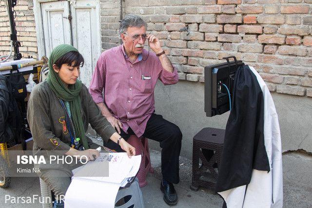 دانلود سریال لحظه گرگ و میش - خلاصه داستان و عکسهای بازیگران