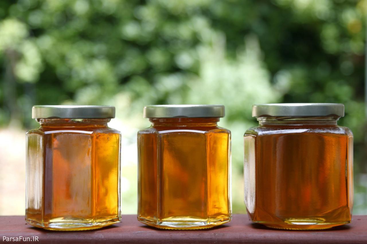 خواص عسل طبیعی و فواید مصرف آن