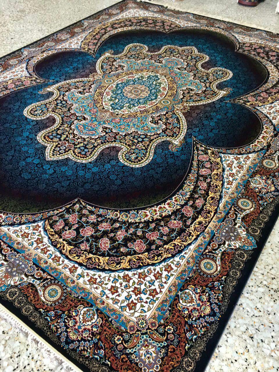 قیمت فرش ماشینی کاشان و مشهد سال ۱۳۹۷