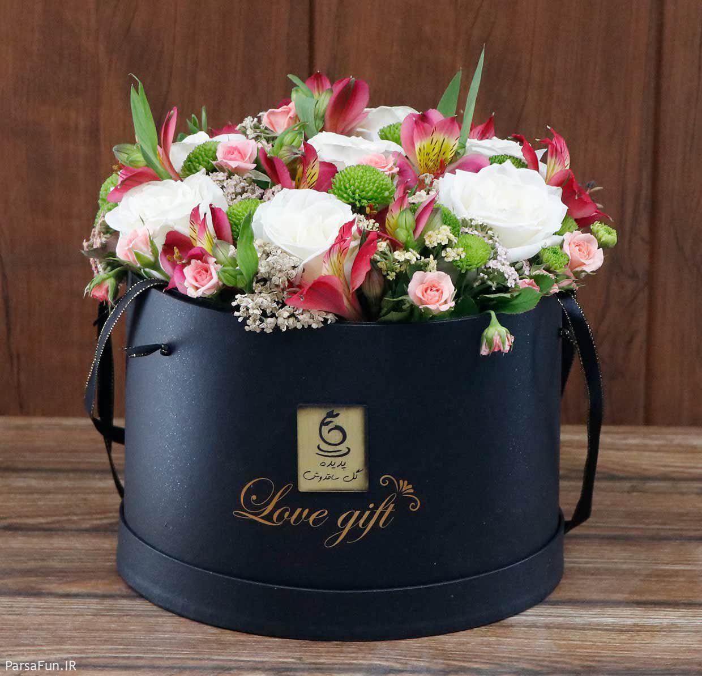 باکس گل shadichi