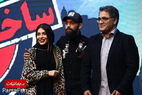 عکسهای مراسم اختتامیه سریال ساخت ایران 2