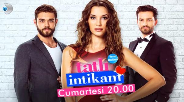 دانلود سریال انتقام شیرین tatli intikam-دوبله فارسی و لینک مستقیم